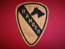 RANGER Team US 1st Cavalry Division - Vietnam War Hand Made Patch