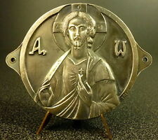 Medal Uniface Or Plate Saint Chirstophe For Car Or Other 2 19/32in Medal