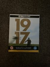 1917 (UK Exclusive) - First Edition 4K Ultra HD Blu-ray Exclusive Digibook