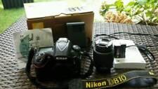 Digital Vollformat Kamera Nikon D 810 FX Format + Nikon Objektiv