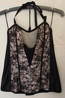 Ann Summers Anya Corset Size 8 New with Tags RRP £45 Lace Basque