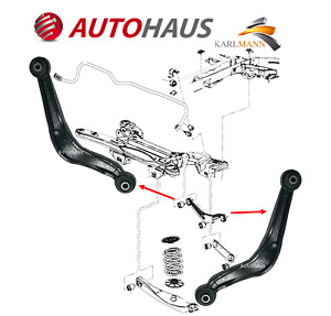 FITS VAUXHALL INSIGNIA 2008>  REAR UPPER SUSPENSION CONTROL ARMS L/H R/H X2