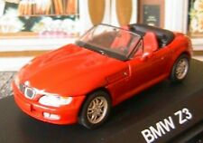 BMW Z3 CABRIOLET COUPE ROUGE SCHUCO +++ 1/43 SPORTIVE