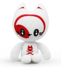 """MOXI the CAT Plush- Too Cool For Milk  by BYTEDUST - 5.9"""" limited edition"""