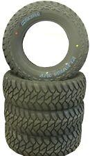 4 New Tires 33 12.50 15 Kenda Klever MT Mud 6 Ply LRC Mud LT33x12.50R15 USAF