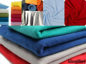Polar Fleece Fabric Anti Pill, Quality Warm Soft Pile Material wide 150cm(60'')