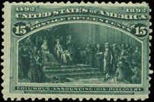 U.S. #238 Mint