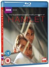 David Tennant, Patrick Stewart-Hamlet Blu-ray NEW