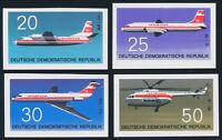 DDR 1969, MiNr. 1524-1527 PH, Endphasendrucke, tadellos postfrisch, Mi. 400,-