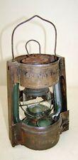 antico lampada cherosene FROWO rl 770 con supporto