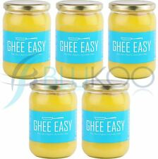 Ghee facile Organic Ghee - 500 g (Pack de 5)