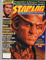 Starlog  Science Fiction May 199.3 Armin Shimerman Quark Deep Space Nine