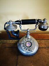 UK Vintage style Antique Phone Old Fashioned Retro Handset Old Telephone