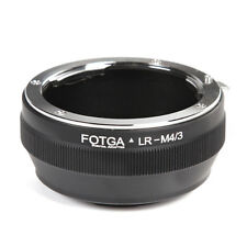 FOTGA Leica R LR lens to Micro 4/3 Adapter for Olympus Panasonic GM1 GM5 GX7 EP1
