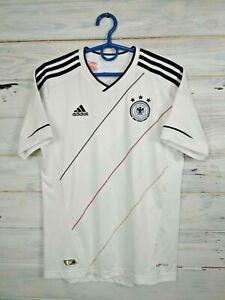 Germany Jersey 2012 2014 Home Kids Boys 11-12 y Shirt Trikot Adidas X21787