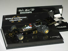 Lotus 72 - World Champions 1972 - Fittipaldi - F1 1/43 minichamps