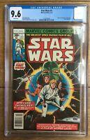 Star Wars #1 1977 CGC 9.6 1273374006