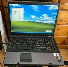 HP Compaq 8710w Intel Core 2 Duo T7500 2.20GHz 160GB HDD 2GB Ram 17""