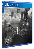 The Bridge Variant Cover Hard Copy Games PlayStation PS4 2019 US English Sealed
