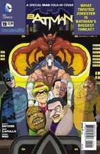 NEW DC 52 BATMAN #19 1:25 VARIANT COVER! RARE!