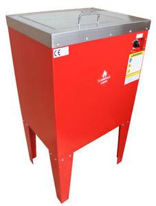 T4W Spray gun washer washing cleaning machine solvent waterborne 1pc. + TIMER