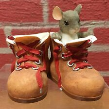 """Charming Tails """"Who's Going to Fill Your Shoes"""" - 98/237 - 2000 - Original Box"""