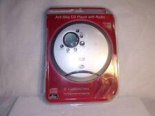 Durabrand Cd-916 Anti Skip Cd Radio In Package With Headphones