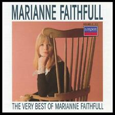 MARIANNE FAITHFULL - THE VERY BEST OF CD ~ GREATEST HITS 60's *NEW*