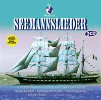 World of Seemannslieder (36 tracks) Freddy Quinn, Johnny Hill, Sven Jen.. [2 CD]