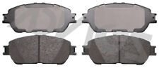Disc Brake Pad Set-Ultra-premium Oe Replacement Front ADVICS AD0906A