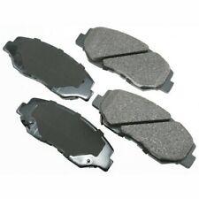 Frt Ceramic Brake Pads  Akebono  ACT914