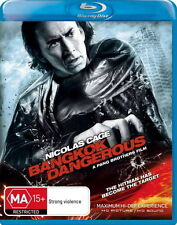 Bangkok Dangerous - Action / Thriller / Violence - Nicolas Cage - NEW Blu-Ray