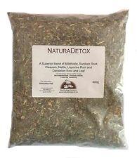 Detox Herb blend for horses 900g including Milkthistle burdock cleavers nettle