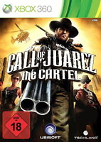 X360 / Xbox 360 Spiel - Call of Juarez: The Cartel (USK18) (mit OVP)