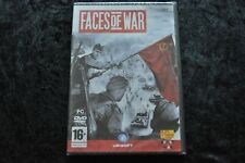 Faces Of War PC Game Sealed