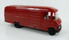 MB Mercedes-Benz 508 D Transporter lang rot Herpa 1:87 H0 ohne OVP [HB4-B8]