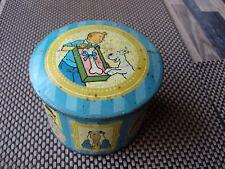 Boîte vintage 1965 en fer - Bonbons BROCHET Confiseur Tintin