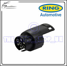 Adaptateur prise ring 12N 7 broches vechile socket à 13 broches REMORQUE plug A0036