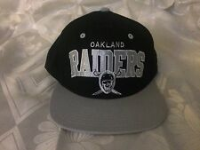 Oakland Raiders Mitchell&Ness SnapBack