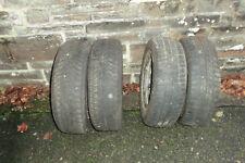 4 Winterreifen 175/65 R 14 (Peugeot 206/Opel Corsa)