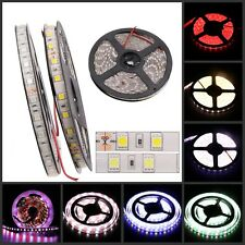 24V LED Strip 5050 RGBW/RGB/RED  Waterproof 60 LEDs/m Flexible LED Light 5m/roll