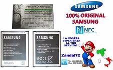 BATTERIA ORIGINALE SAMSUNG S4 CON NFC L720 i337 i545 M919 R970 SIV EB-B600BEBE