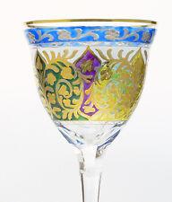 Stängelglas Römer Jodhpur Fritz Heckert 1900 Jugendstil Weinglas