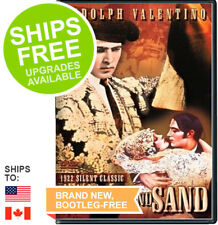 Blood and Sand (DVD, 1922) NEW, Silent Movie, Rudolph Valentino, Fred Niblo
