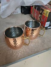 Eco One Moscow Mule Mugs