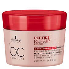 Schwarzkopf BC Peptide Repair Rescue Intensive Treatment, 6.8oz