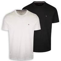 Tommy Hilfiger Men's Solid Colour Nantucket S/S Tee