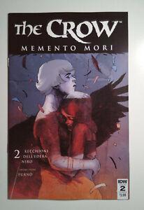 The Crow: Memento Mori #2 (2018) IDW Publishing 9.4 NM Comic Book