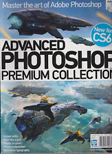 ADVANCE PHOTOSHOP PREMIUM COLLECTION MAGAZINE Vol.7, W/FREE CD, ADOBE PHOTOSHOP.