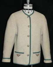 "Sigi Scheiber BOILED WOOL Winter JACKET Sweater AUSTRIA / THICK & WARM B40"" 10 M"